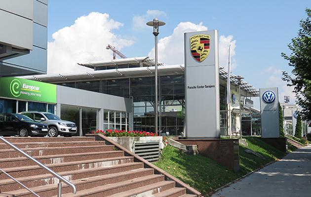 Bild Porsche Bosnien