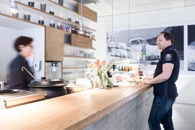 Bild Cafeteria