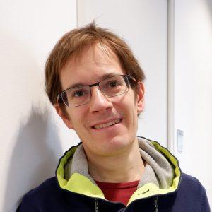 Autorenportrait Wolfgang