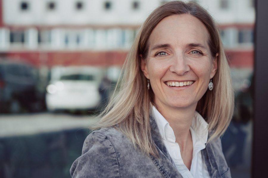 Diversity Managerin Eveline Breitwieser-Wunderl