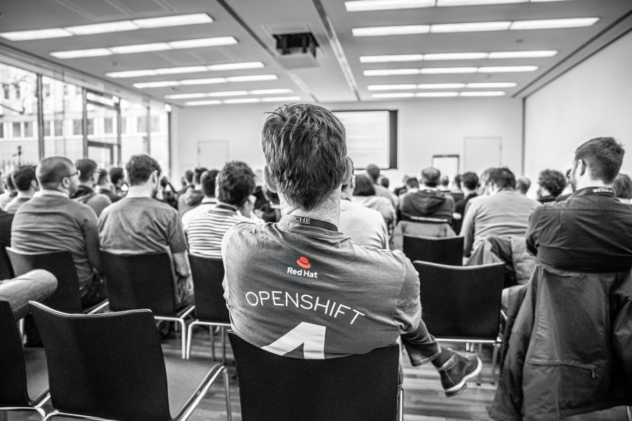 Red Hat OpenShift Anwenderkonferenz