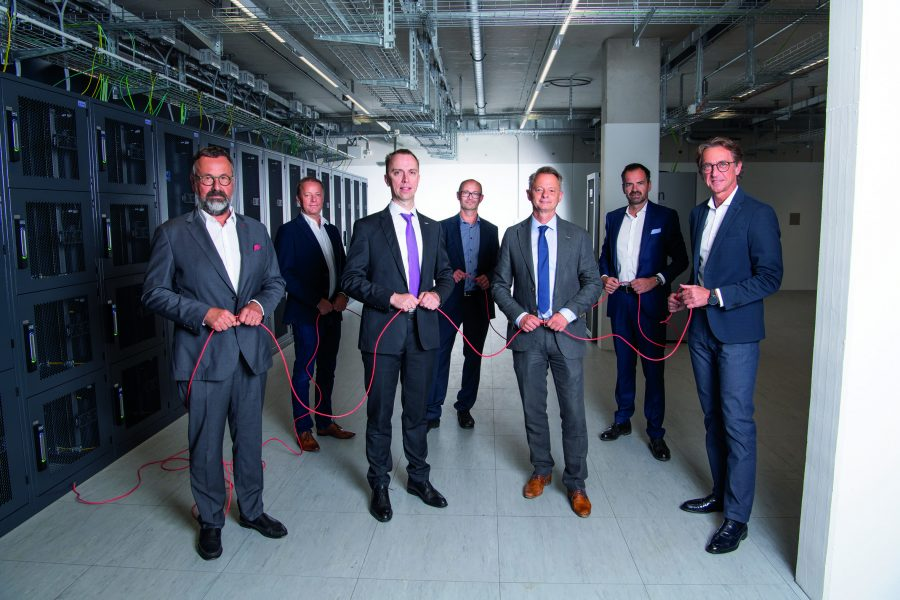 Die Vertreter der Firmen und Institutionen im Folding@Home Team