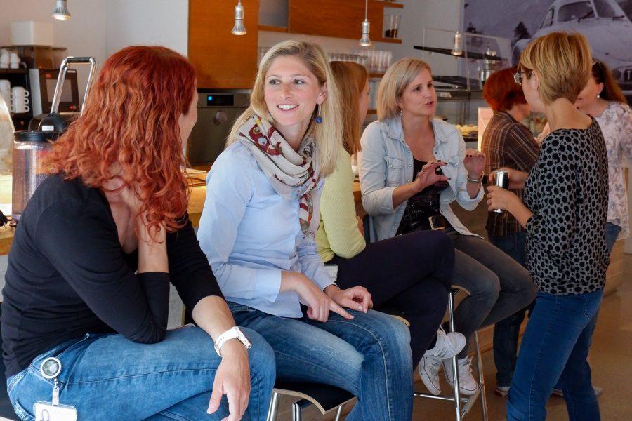 Frauen IT Business Netzwerk