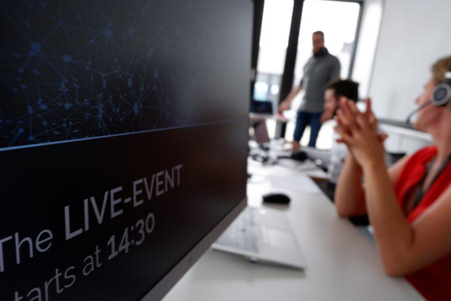 Tipps für Live Event Übertragung